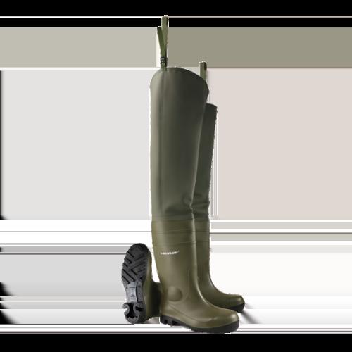 Dunlop Protomastor Thigh Wader полная защита