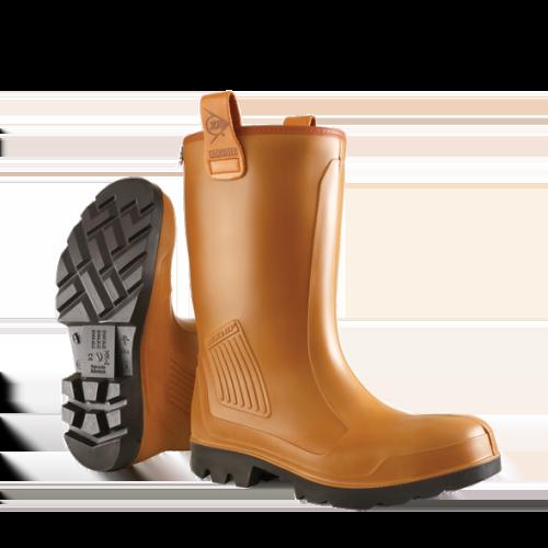 Dunlop Purofort Rig-Air Fur Lining полная защита