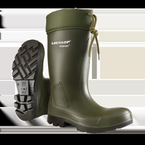 Dunlop Purofort Thermoflex полная защита