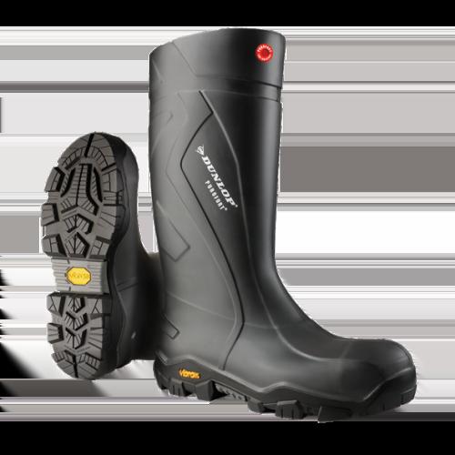Dunlop Purofort+ Expander полная защита + Vibram