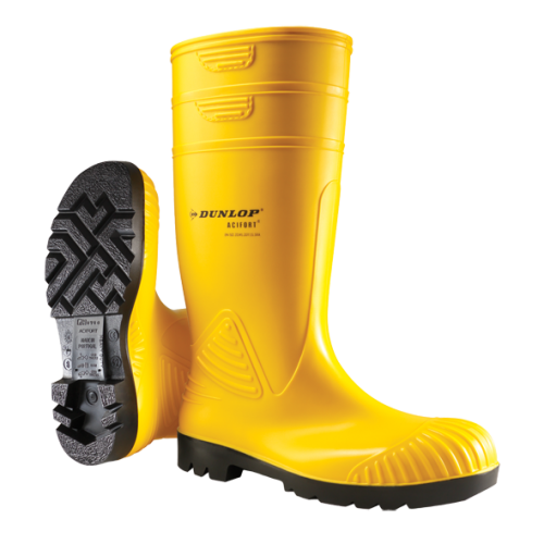 Dunlop Acifort Heavy Duty полная защита